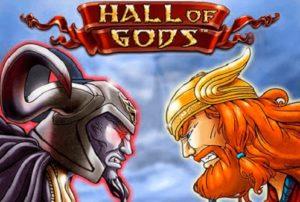 populær spilleautomat Hall of gods