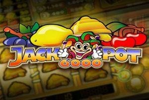 populære jackpot 6000